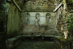 Gardens of Bomarzo (The Park Of Monsters Of Bomarzo) - Seriously, For Real?