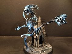 Age of Sigmar | Undead | Ghosts #warhammer #ageofsigmar #aos #sigmar #wh #whfb #gw #gamesworkshop #wellofeternity #miniatures #wargaming #hobby #fantasy #ghost #ghosts http://amzn.to/2luw5mX