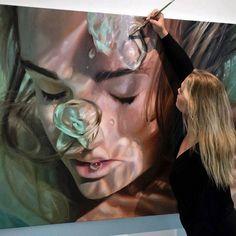Les Autoportraits aquatiques de Reisha Perlmutter (8)