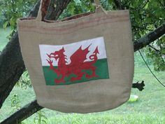 Flag of Wales by Ann Lilley