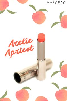 Want to add the perfect touch of color to your lips? Try True Dimensions® Sheer Lipstick in Arctic Apricot for a subtle addition to your beauty look. | Mary Kay