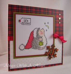 Always with a Heart: Christmas Card