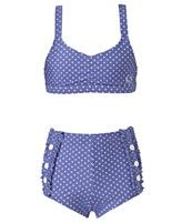 Ready for summer? you can find this swim suite at Macy's size 7-16 for kids