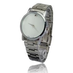 One Digit Water-proof White Quartz Movement Wrist Watch [51578] - US$7.81 : Aladdinmart