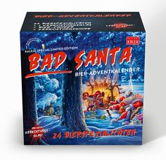 Bad Santa Edition 2015 - Available from 1. September