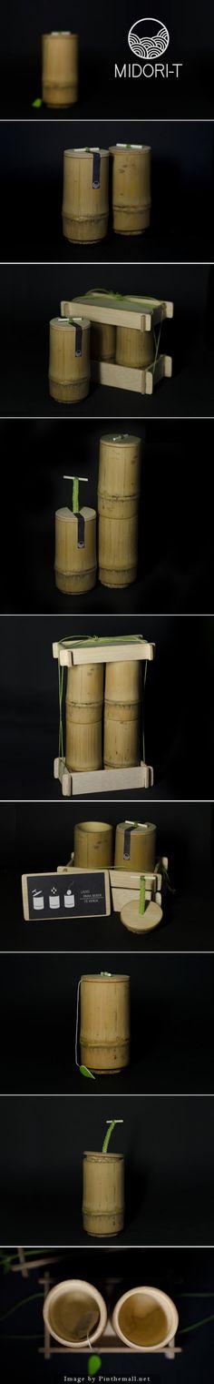 MIDORI-T green tea (Concept) PD