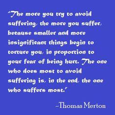Thomas Merton Quote
