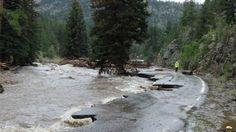 Big Thompson Flood 2013