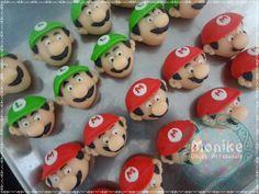 Doces modelados, Shaped candy, Sweet, Leite em pó, Leite Ninho. Pagina: Monike Doces Artesanais MARIO E LUIDI