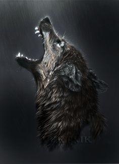 Wolf's spirit by ~Vertnik on deviantART