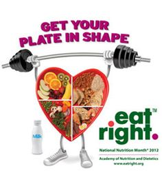 March is National Nutrition Month 2012 ~ What are you planning to eat to be healthier?   www.beachbodycoach.com/sxyasnmom