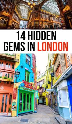 14 unusual things to do in London 14 hidden gems in London London itinerary London tips London London England Great Britain Europe Europe travel Voyage Europe, Europe Europe, Europe Packing, Traveling Europe, Backpacking Europe, Packing Tips, Travel Packing, Travelling, London Eye