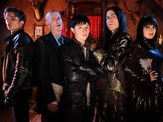 ABC3 - TV Program - Young Dracula (Series 4)