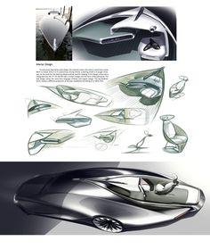 Rolls Royce: Vision Autonomous Luxury Concept on Behance