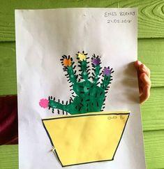 18 Best Cactus Craft Idea Images Day Care Preschools