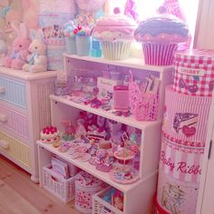 Ideas for Decorating a Little Girl's Bedroom with Pink! Cute Room Ideas, Cute Room Decor, My New Room, My Room, Salle Pastelle, Girls Bedroom, Bedroom Decor, Bedrooms, Sage Green Walls