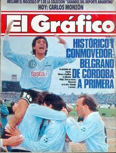 Belgrano cba:el inolvidable ascenso del ´91