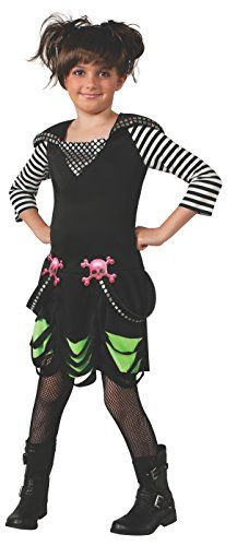 Rubies Goth Rock Costume Dress Medium ** Read more  at the image link. (Note:Amazon affiliate link)