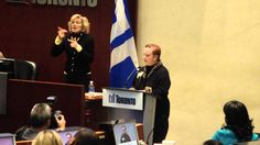I was honoured to receive the City of Toronto Constance E Hamilton award for promoting the status of women.  Here's a short video of the presentation and my brief remarks December 2013.  Taken by Carolyn Borovicka