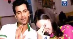 Sanaya Irani & Anuj Sachdeva - SBS Segment July 25th, 2013