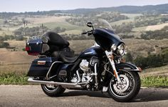 Brings #beauty into focus. | Harley-Davidson 2012 Electra Glide® Ultra Limited®