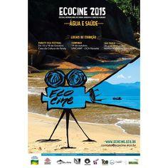 ECOCINE 2015 - ÁGUA E SAÚDE FESTIVAL INTERNACIONAL DE CINEMA AMBIENTAL E DIREITOS HUMANOS De 15 a 24 de outubro de 2015 Em Paraty, São Paulo e Campinas Participe ! http://ecocine.eco.br/regulamento.html #ParatyEcoFestival #InstitutoRioModa #InstitutoColibri #Paraty #ECO #moda #sustentabilidade #paratyecofestival #ecofashion #intitutocolibri #riomoda #casadacultura #paraty #riodejaneiro #natureza #catalogo #moda #design #InstitutoColibri #eco #sustentabilidade