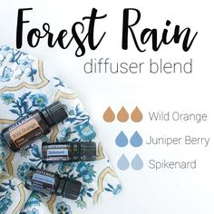 This diffuser blend features the new doTERRA Essential Oil, Spikenard, and…