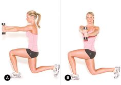 Core training with legs