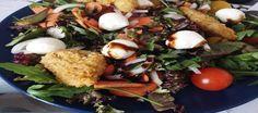 Makkelijke en gezonde salade - Koken voor mijn peuter