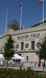 Iowa opens the 2012 football season at Soldier Field in Chicago.