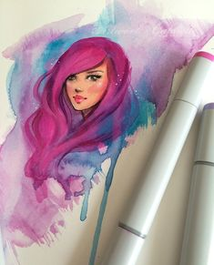 Watercolor by gabbyd70 on DeviantArt