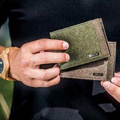 Hnedá lodénová pánska peňaženka – waidzeit.sk Dilema, Gabriel, Rind, Nasa, Leather, Archangel Gabriel