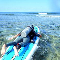 Dive&surfer ちょっと重いけどこれで波に巻かれても大丈夫なはず #surf#diver#surfer#okinawa#onnason#seanasurf#surfshop#visitokinawa#sup#沖縄#サップ#ダイバー#波乗り#instagood#instalike#シーナサーフ#サーフィン#波に乗りたい#沖縄梅雨
