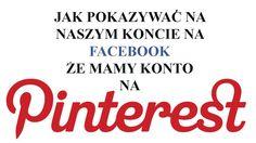 Jak połączyć konto na Pinterest z kontem na Facebook? Zrób to koniecznie - nie pozostawiaj tych kont niepołączonych. Możesz stracić wielu potencjalnych klientów jeśli tego nie zrobisz. Kliknij na zdjęcie i sprawdź dlaczego. (scheduled via http://www.tailwindapp.com?utm_source=pinterest&utm_medium=twpin&utm_content=post1429957&utm_campaign=scheduler_attribution)