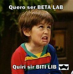 #QueroSerBetaLab