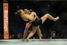 Ronda Rousey issued medical suspension by UFC that could last up to six months - The Washington Post