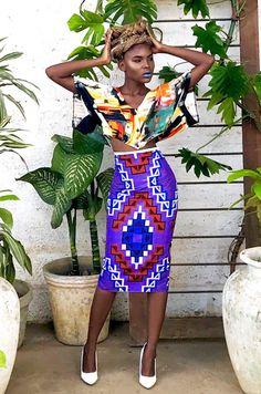 Zambian Designer Brand 'Mangishi Doll' Raises Heads With Fabulous Collection | FashionGHANA.com: 100% African Fashion