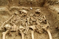 Couple Found Holding Hands For 700 Years | IFLScience