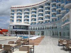 Narcia Resort **** Side 9- 16-6-15. Düsseldorf-Antalya v.v. 2-pk,all inclusive vanaf € 507,50 pp (obv 2 personen).