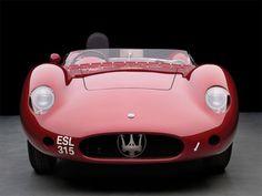 1957 Maserati 250S 8