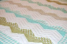 Cotton Way -Jelly Roll Quilt
