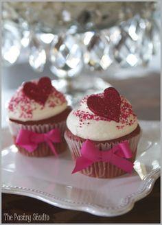 patisserie cupcakes
