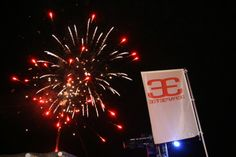 Fireworks in the big night