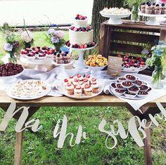 Zuckermonarchie Sweet Table