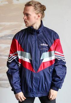 Vintage Adidas Shell Jacket
