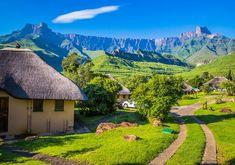 Drakensberg Mountains in KwaZulu-Natal, RSA Malaga, Goa, Taj Mahal, Costa Rica, Safari, National Botanical Gardens, Puzzle Of The Day, Kwazulu Natal, Parc National
