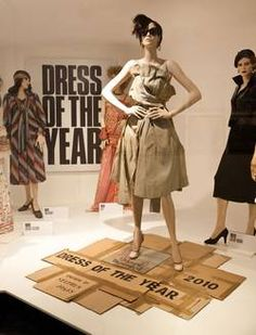 Fashion Museum, dress of the year 2010