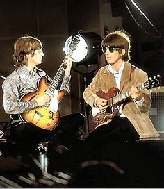 John and George ✨