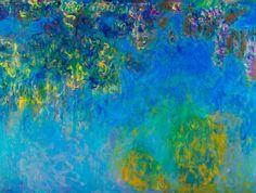 Claude Monet, «Wisteria»