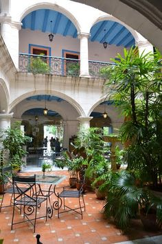 Hotel Santa Isabel Havana, Cuba - Google Search